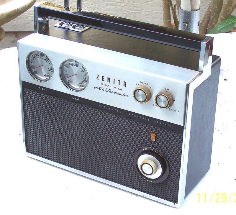 Zenith 2000-1