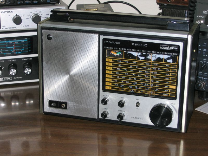 Airline A1474 Receiver