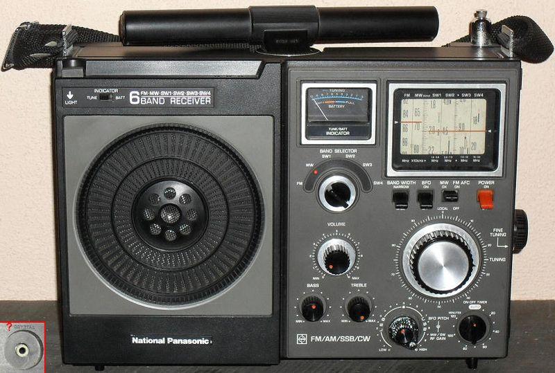 Panasonic rf1188