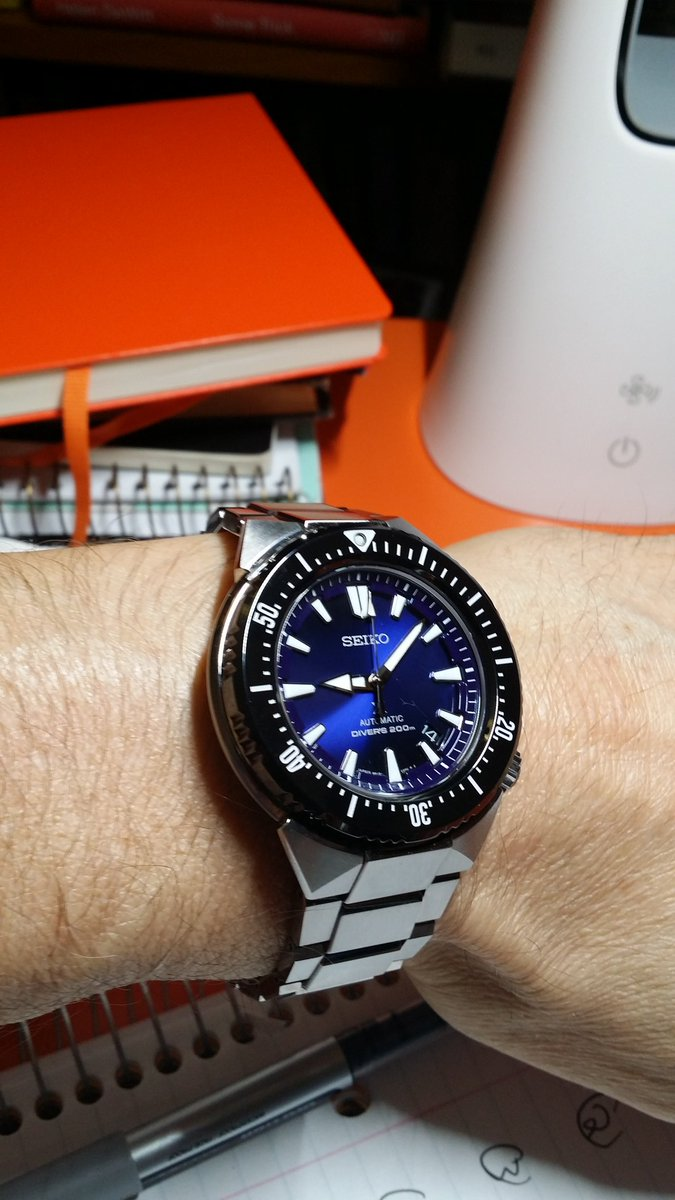 Seiko Blue Juices 3
